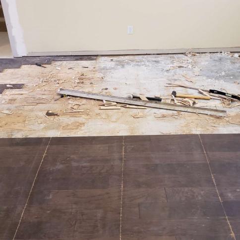 Hardwood Floor Repair Jacksonville Orange Park Amp St